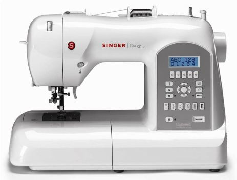 Advanced Sewing Machine With Embroidery Feature In India