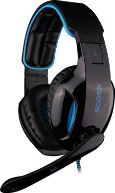 Sades Snuk Gaming Headphones Review and Specifications
