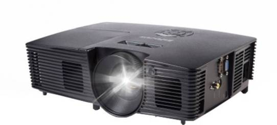 InFocus IN220i Projector Review and Specifications