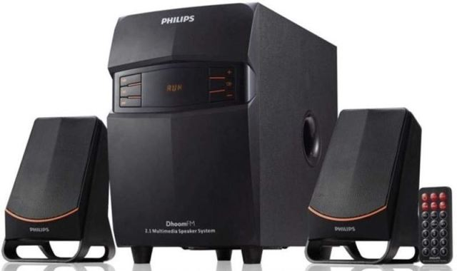 Philips MMS-2550F Multimedia Speakers System
