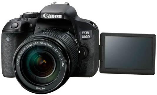 Canon EOS 800D DSLR Camera in India