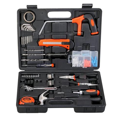 Black Decker Hand Tool Kit with 126 Tools