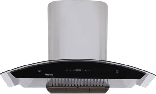 Hindware Auto Clean Hood Wall Mounted Chimney