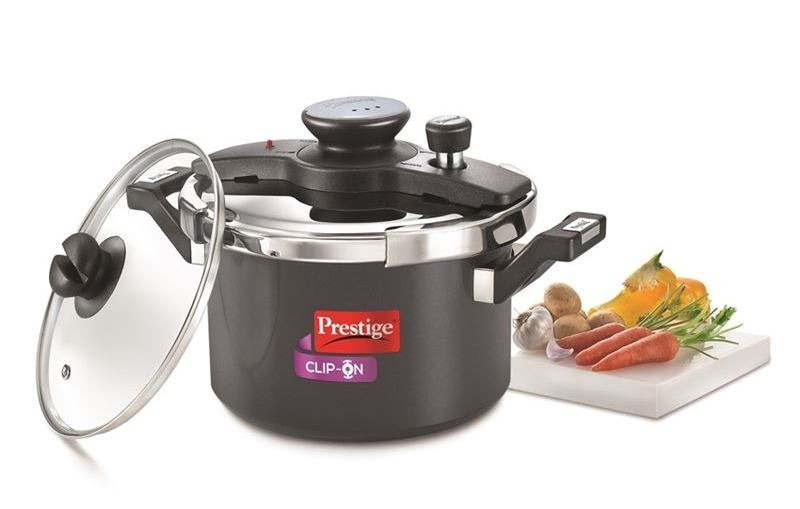 Prestige Clip-On Aluminium Cooker with Induction Base Review