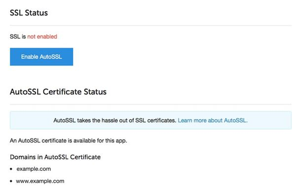 ServerPilot AutoSSL for WordPress Websites