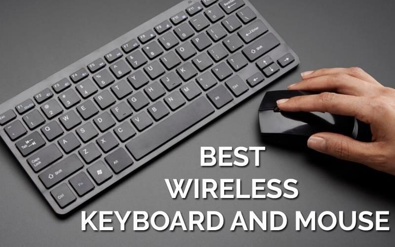 The Best wireless keyboard and mouse combo for laptop