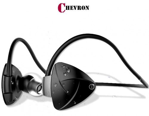 Chevron AlienBass Wireless Bluetooth Headset with MIC in India