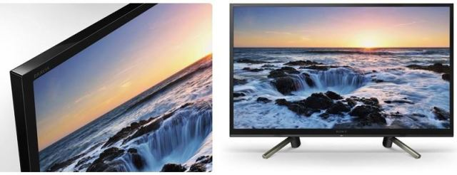 Sony W672F Full HD Smart LED TV