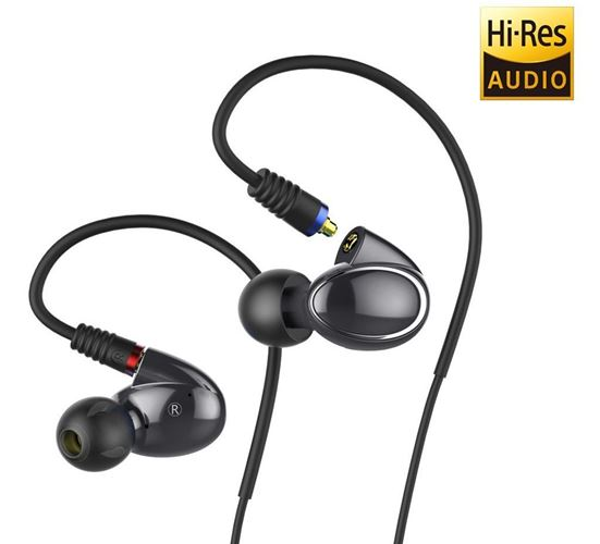 FiiO FH1 Dual Driver Hybrid Earphone with Mic