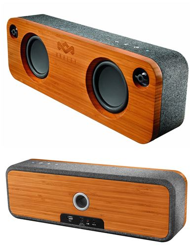 House of Marley Get Together Portable Speaker