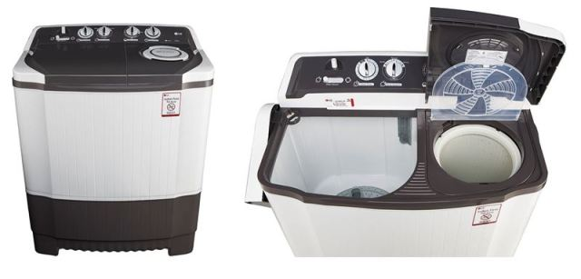 LG Semi Automatic Washing Machine P7550R3FA