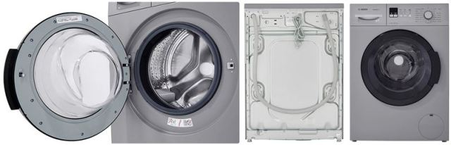 Bosch Fully-Automatic Washing Machine WAK20166IN