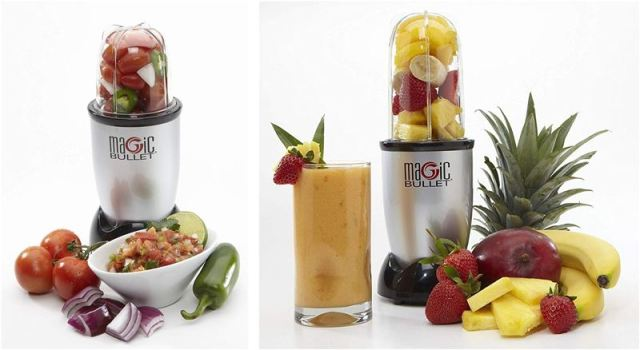 400W Magic Bullet Compact Nutri Blender
