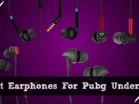 Top 10 Best Earphones For Pubg Under 500 Rs in India