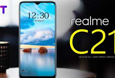 Realme C21 Specifications,Realme C21 price in india