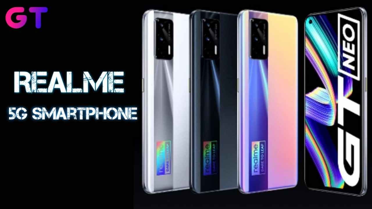 Realme GT Neo Specifications,Realme GT Neo price in india
