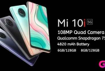 Xiaomi Mi 10i 5G Specifications, Xiaomi Mi 10i 5G price in india
