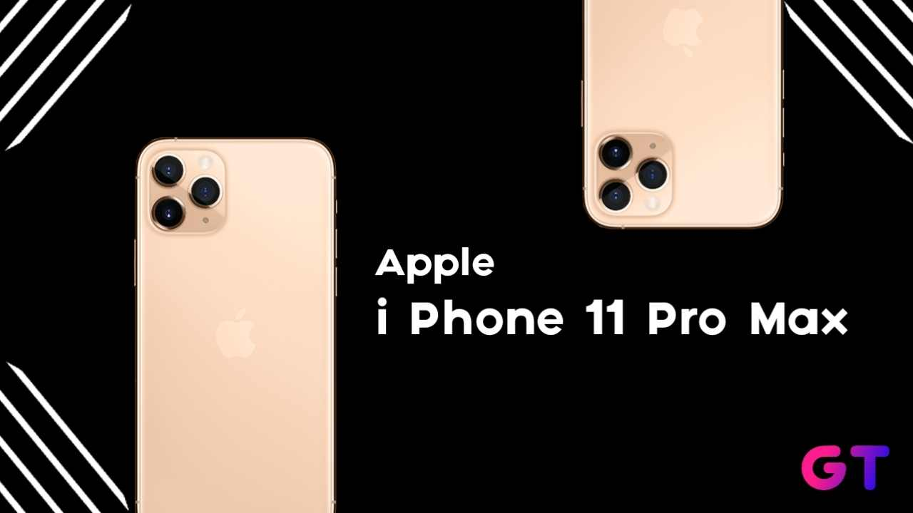 iPhone 11 Pro Max Specifications, iPhone 11 Pro Max Price in India
