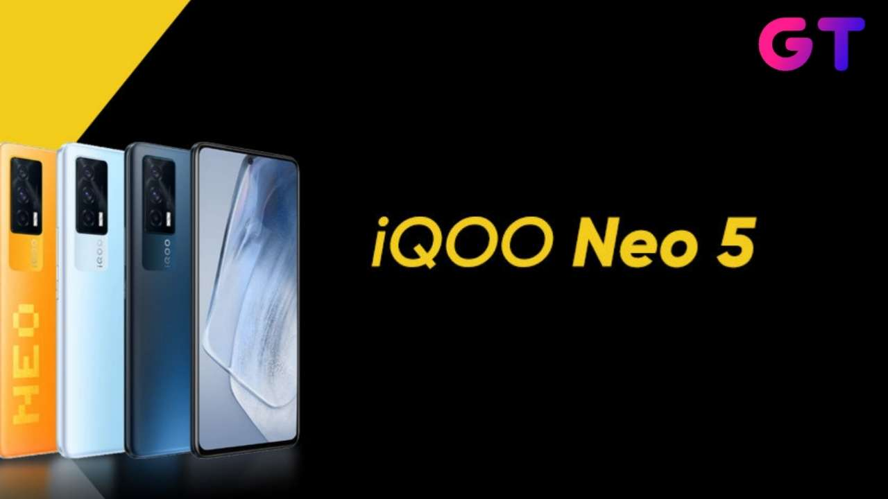 iQOO Neo 5 5G Specifications, iQOO Neo 5 5G price in india