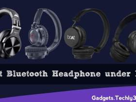 Best Bluetooth Headphones Under 1000 Rs in India