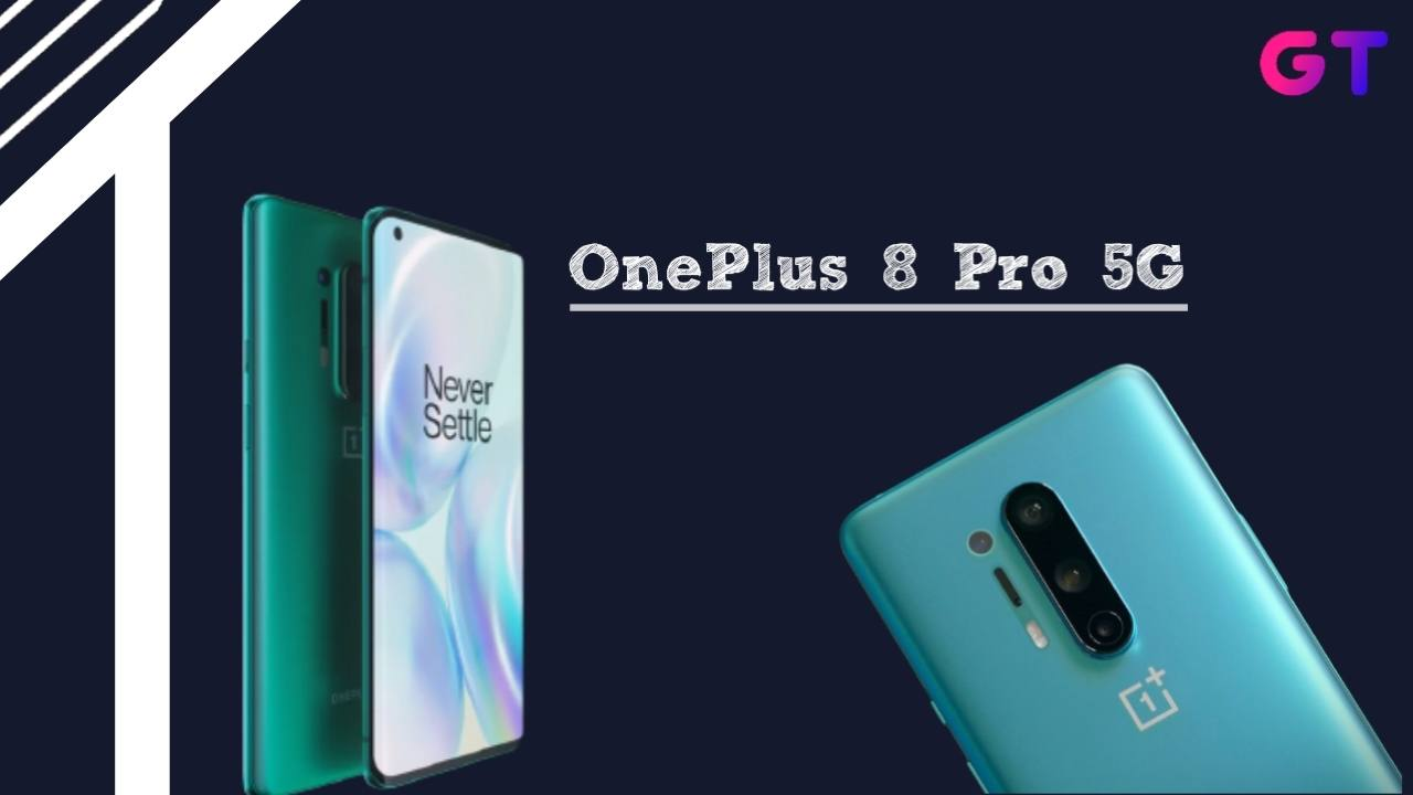 OnePlus 8 Pro 5G Specifications, OnePlus 8 Pro Price in India