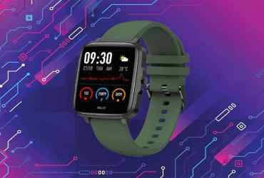 Timex Helix Smart 2 Launched with Heart Rate & Body Temperature Sensor