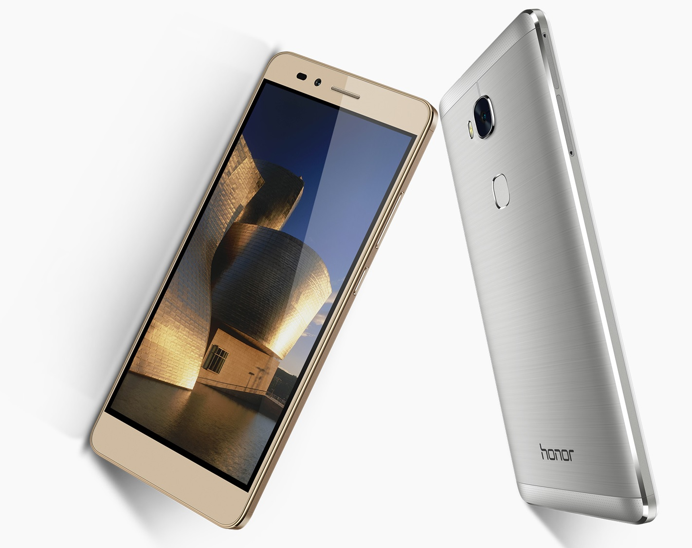 Honor 5X  and Holly 2 Plus Launched in India at Rs. 12,999 and 8,499