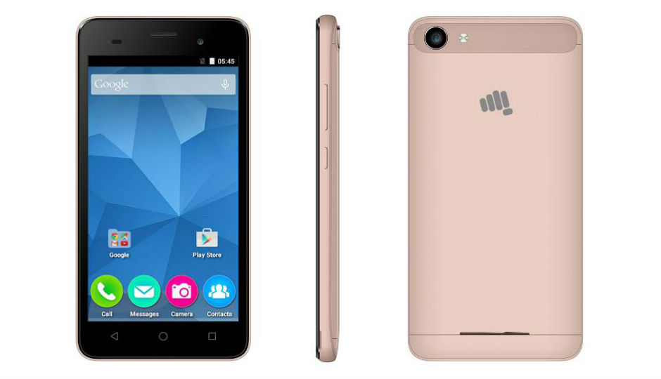 Micromax launches Canvas Spark 2 Plus at Rs. 3,999