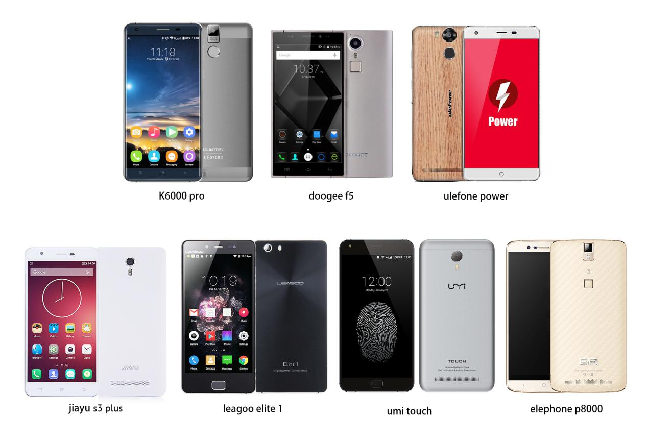 Best mid range smartphone comparison