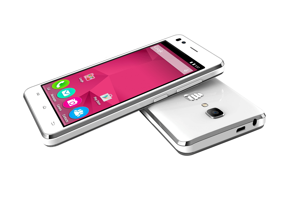 Micromax launches selfie focused Bolt Selfie and Canvas Selfie 4