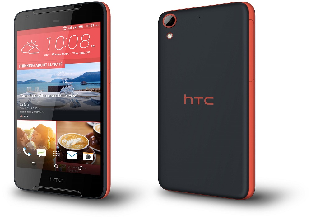 HTC Launches HTC DESIRE 628 Dual SIM, priced at Rs. 13,990