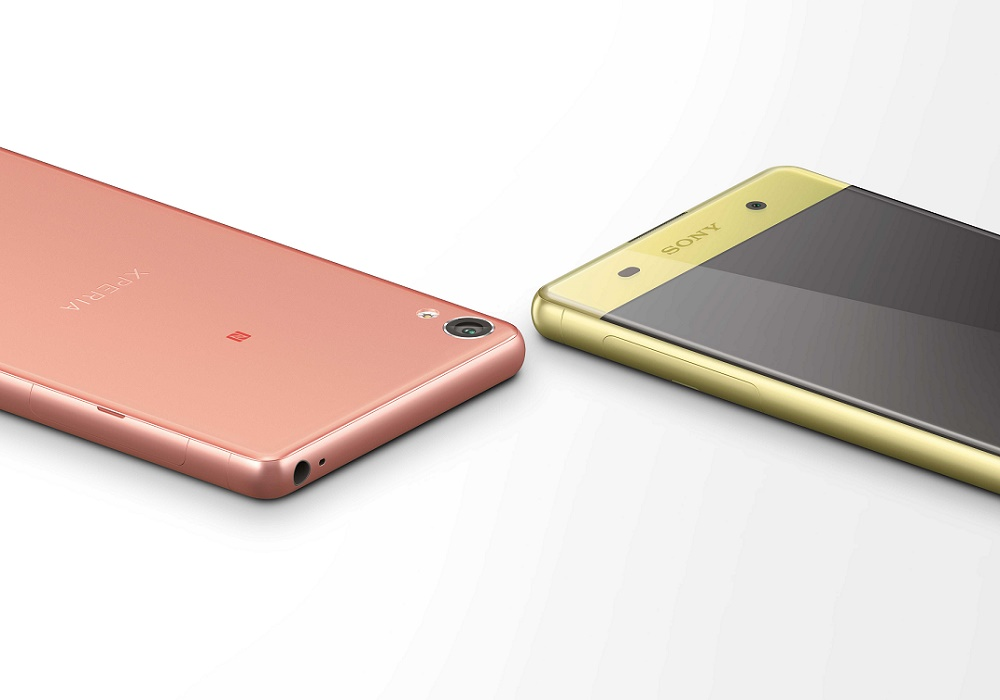 Xperia X specifications
