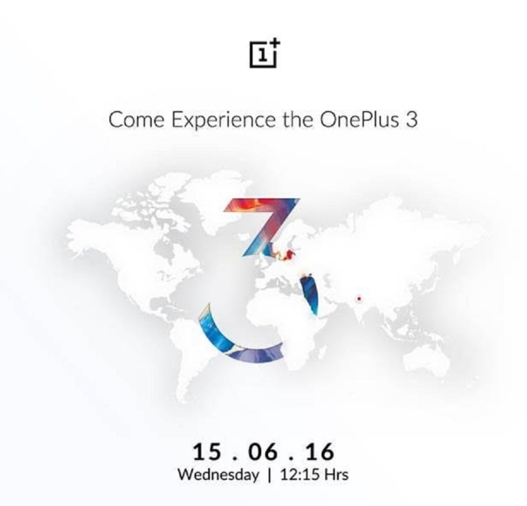 OnePlus 3 Launch in India