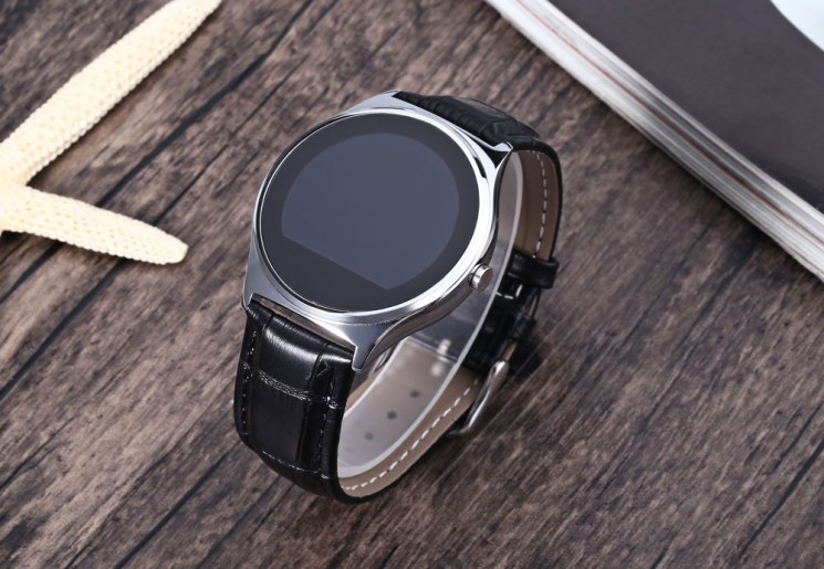 US03 DUAL BLUETOOTH WRISTBAND HEART RATE MONITOR SMART WATCH