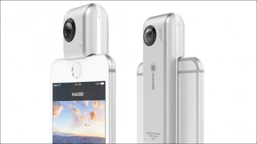 How to turn Your iPhone into a 360 Degree VR Camera