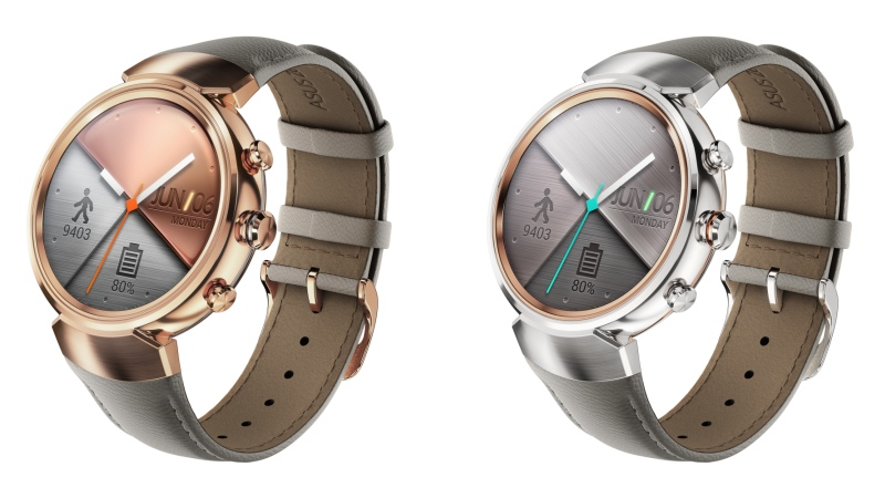 Asus Launches ZenWatch 3 Smartwatch in India