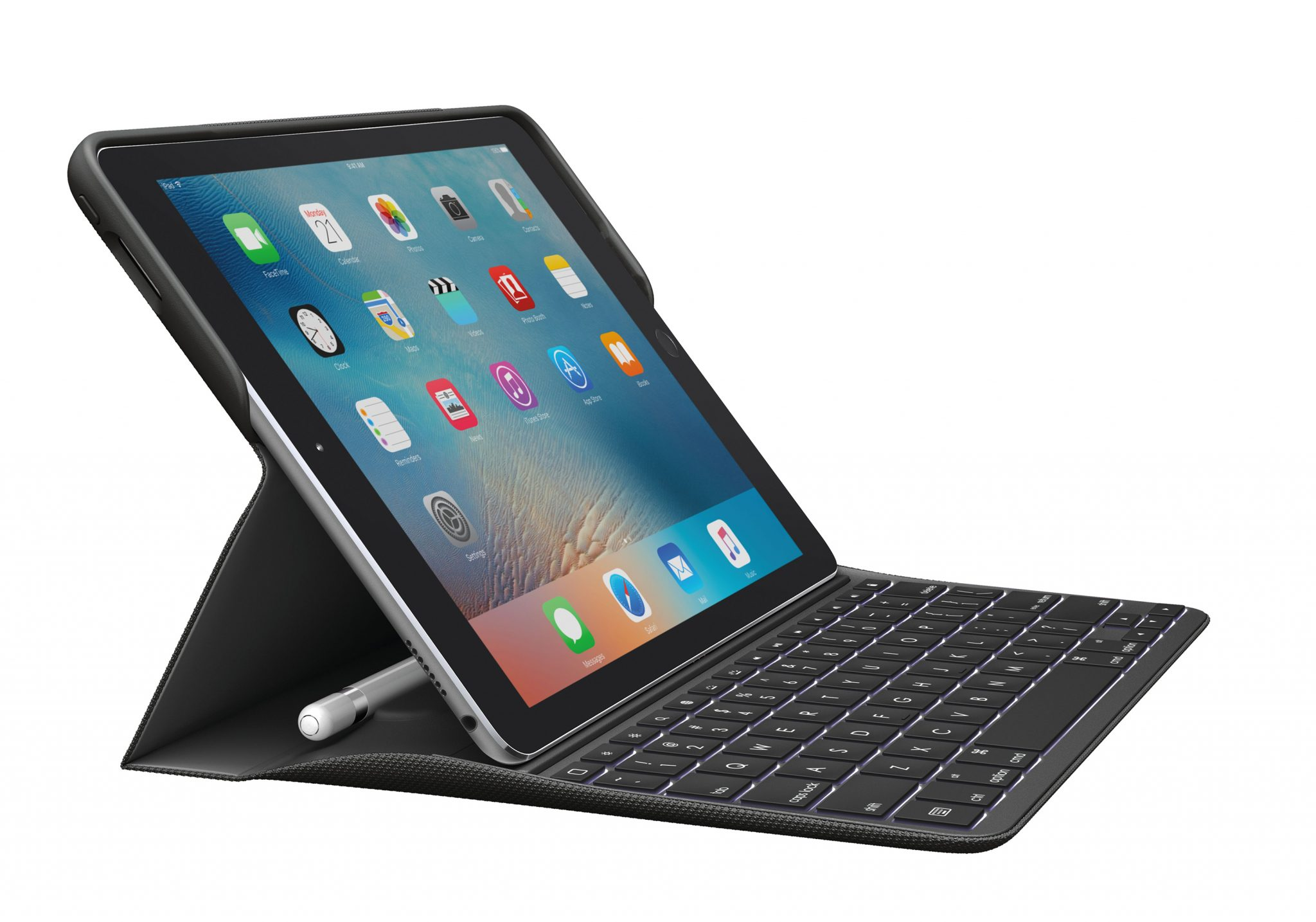 Logitech Introduces CREATE Backlit Keyboard Case for iPad Pro 9.7