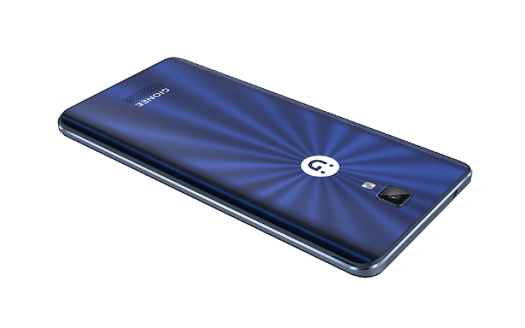 Gionee P7 max GreyBlue