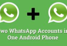 Dual Whatsapp Accounts on Android With GBWhatsapp