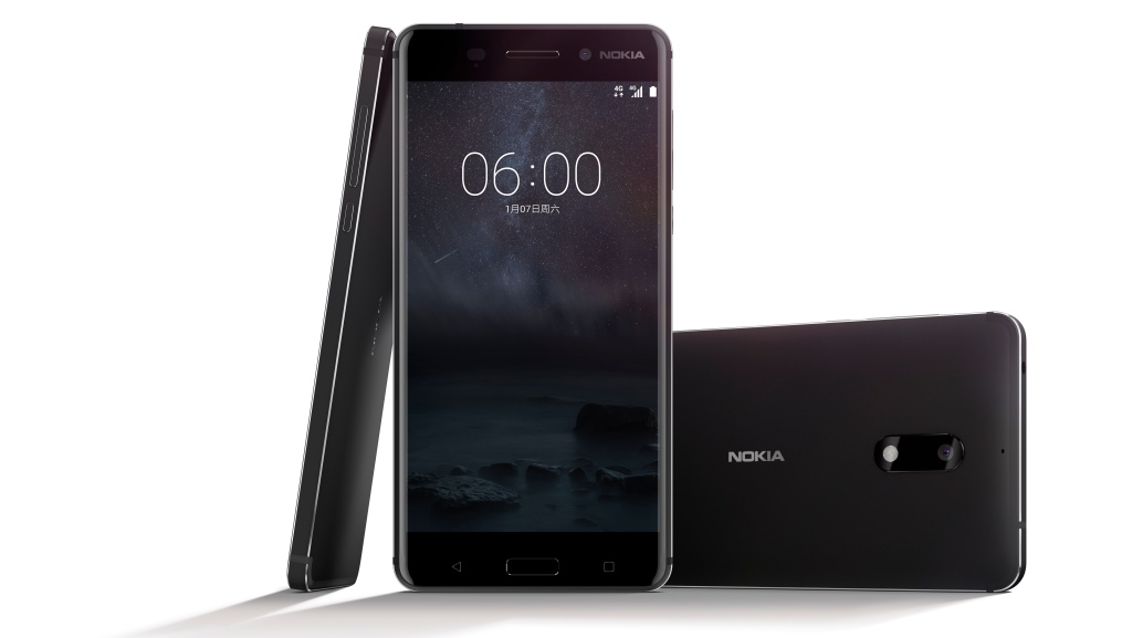HMD Global Launches Nokia 6, 3,5 in India