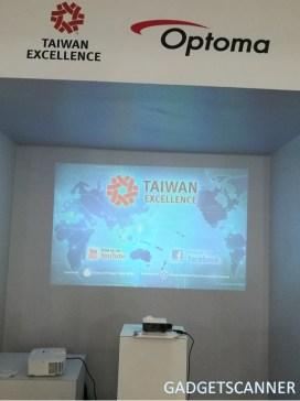 OPTOMA-Taiwan-Excellence-Convergence-India-2017