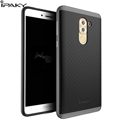 iPaky-Luxury-Bumper-Back-Case-Cover-for-Huawei-Honor-6X