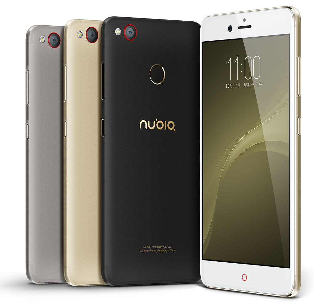 Nubia Z11 Mini S Launched in India
