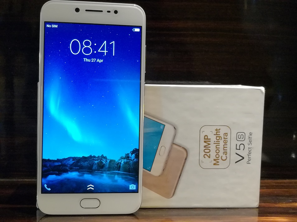 Vivo V5s With 20 MP Selfie Camera Launched In India