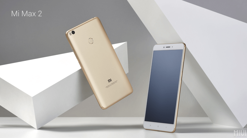 Xiaomi Mi Max 2 Launched in India