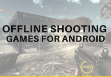 Offline Shooting Games, Offline games, Offline Shooters, ofline shooting games for android