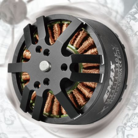 EMAX quadcopter MT4114-340KV Brushless Motors for Multicopter price in india