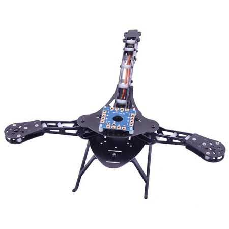 Y3 Tricopter / Three-axis Multicopter Frame