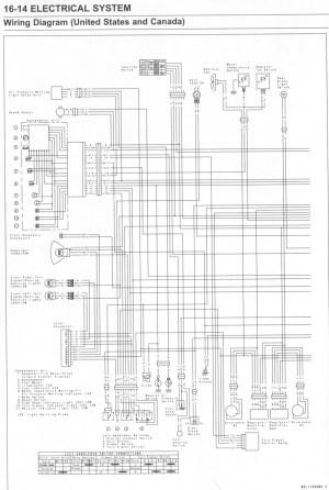 Kawasaki Vulcan 800 Ignition Wiring Diagram | Online