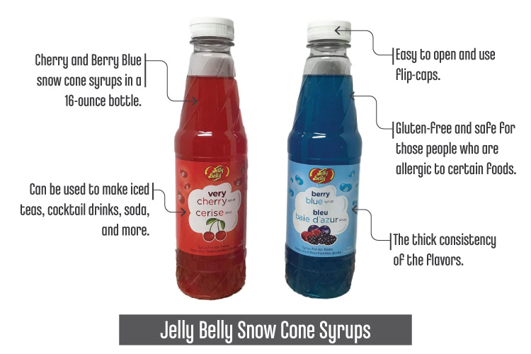Best Syrup For Snow Cones_JellyBellySnowConeSyrups